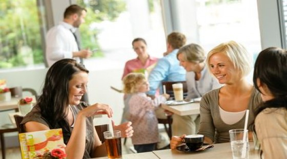 Cafe - thee in de horeca